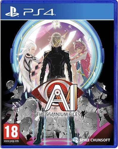 AI: The Somnium Files (PS4)