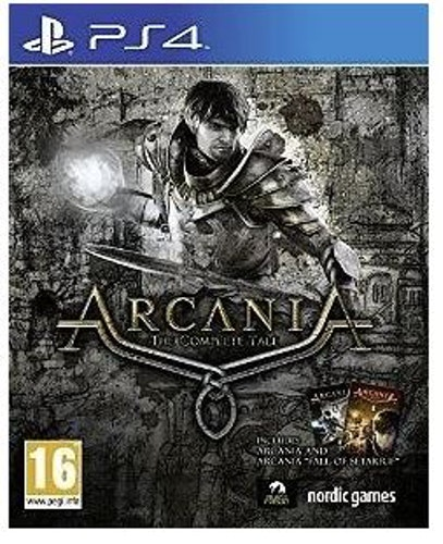 Arcania: The Complete Tale (PS4)