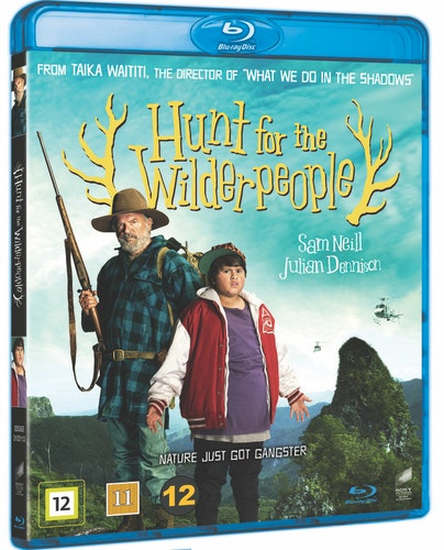 Hunt for the Wilderpeople bluray