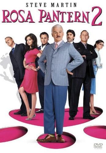 Rosa Pantern 2 DVD (beg)