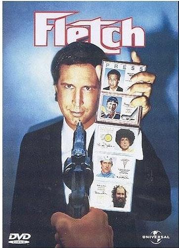 Fletch DVD (beg)