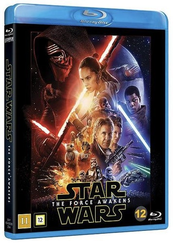 Star Wars - The Force Awakens (bluray)