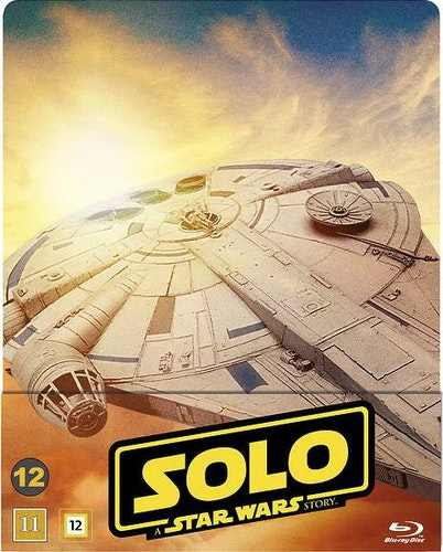 Solo: A Star Wars Story - SteelBook bluray