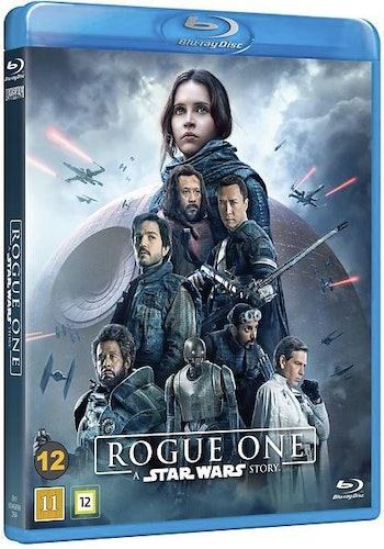 Star Wars: Rogue One bluray