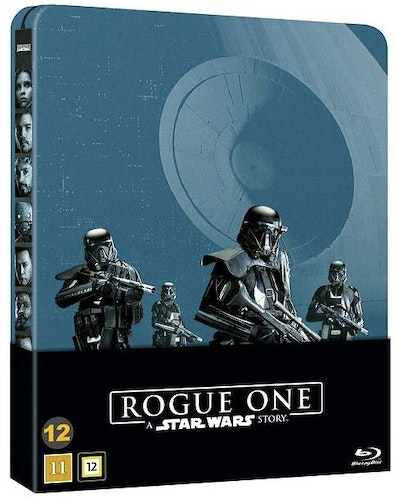 Star Wars: Rogue One - SteelBook bluray