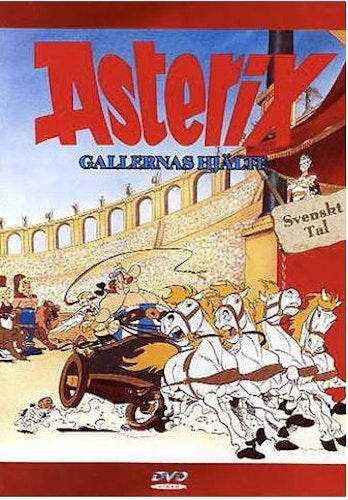 Asterix: Gallernas Hjälte DVD