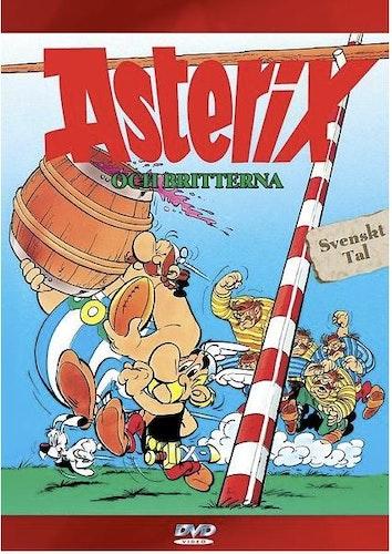 Asterix Och Britterna DVD