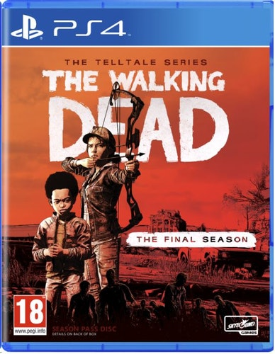 The Walking Dead: The Telltale Series - The Final Season (PS4)