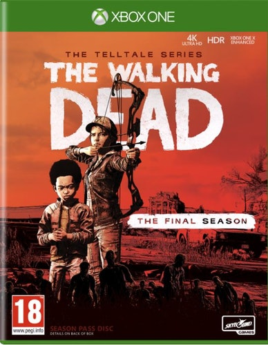 The Walking Dead: The Telltale Series - The Final Season (Xbox One)