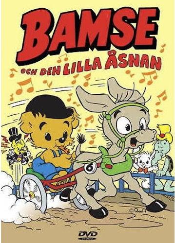 Bamse Och den Lilla Åsnan DVD