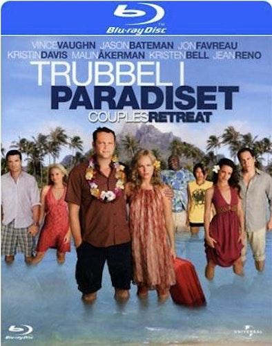 Trubbel I Paradiset bluray
