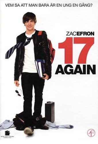 17 Again DVD (beg)