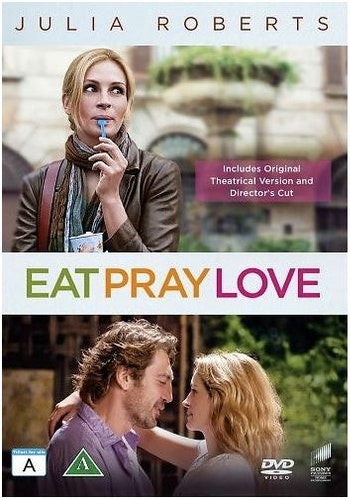 Eat Pray Love DVD (beg)