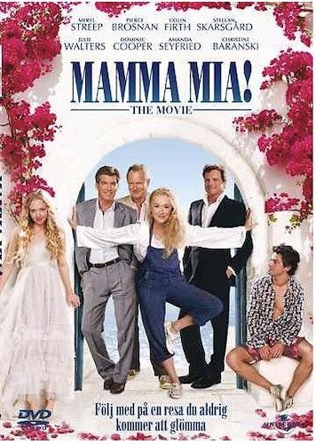 Mamma Mia! DVD (beg)