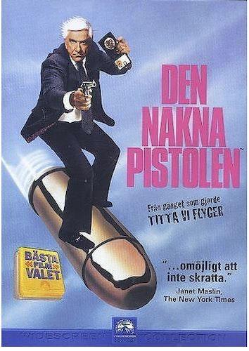 Den Nakna Pistolen DVD (beg)