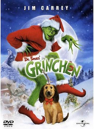 Grinchen DVD (beg)