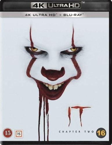 It Chapter Two (4K Ultra HD + Blu-ray)