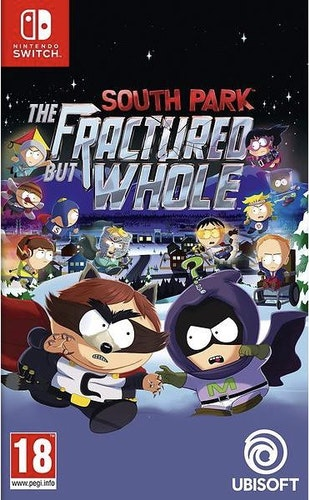 South Park: The Fractured But Whole (Switch)