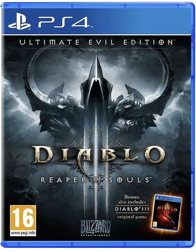 Diablo III - Ultimate Evil Edition (PS4) beg