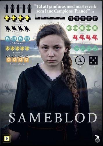 Sameblod DVD