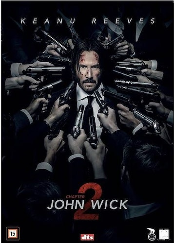 John Wick: Chapter 2 DVD