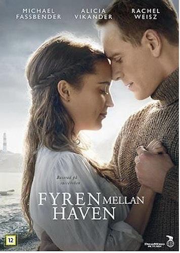 Fyren Mellan Haven DVD
