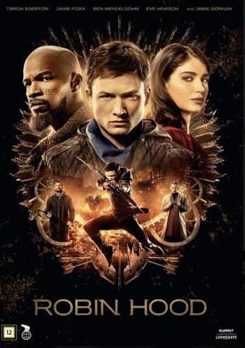 Robin Hood (2018) DVD