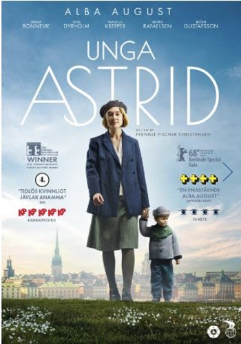 Unga Astrid DVD