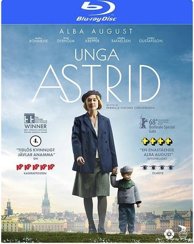 Unga Astrid bluray