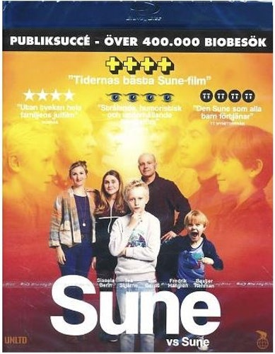 Sune Vs. Sune bluray