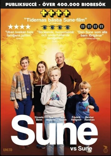 Sune vs. Sune DVD