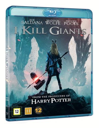 I Kill Giants bluray