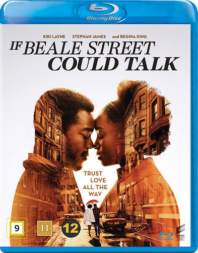If Beale Street Could Talk bluray