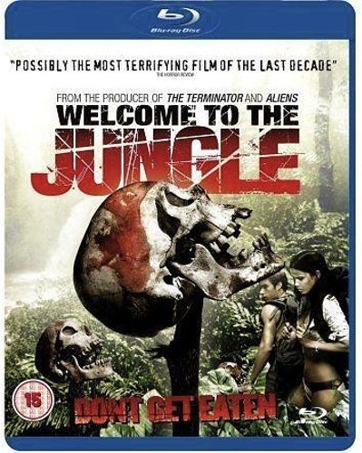 Welcome To The Jungle Blu-Ray (import)