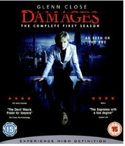 Damages Season 1 Blu-Ray (import)