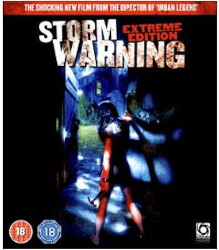 Storm Warning - Extreme Edition bluray (import)