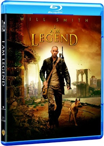 I am legend (bluray)
