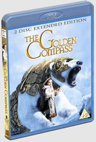 Golden Compass Extended Edition Blu-Ray (import)