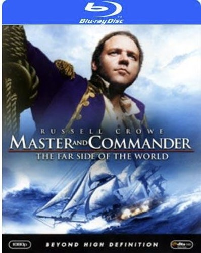 Master And Commander bluray