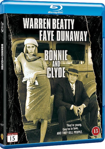 Bonnie and Clyde bluray