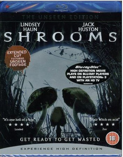 Shrooms - Unseen Edition Blu-Ray (import)