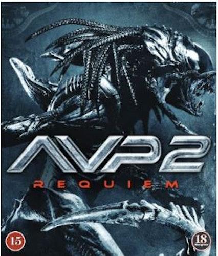 Alien vs. Predator 2 - Requiem bluray