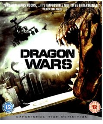 Dragon Wars Blu-Ray (import)