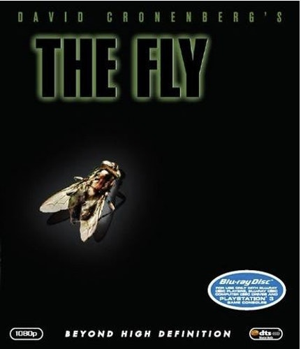 Flugan/The fly bluray