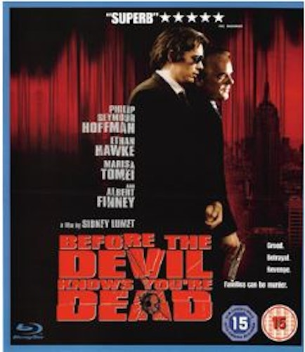 Before the Devil Knows You're Dead (Blu-ray) (Import)