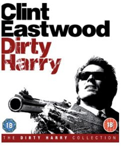 Dirty Harry (Blu-ray) (Import med Sv.Text)