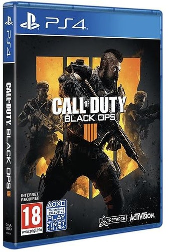 Call of Duty: Black Ops 4 (PS4) beg