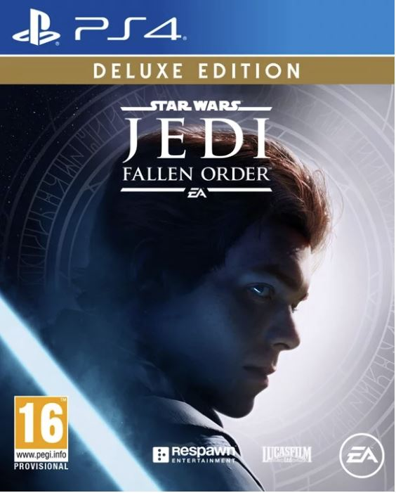 Star Wars Jedi: Fallen Order - Deluxe Edition (PS4) beg