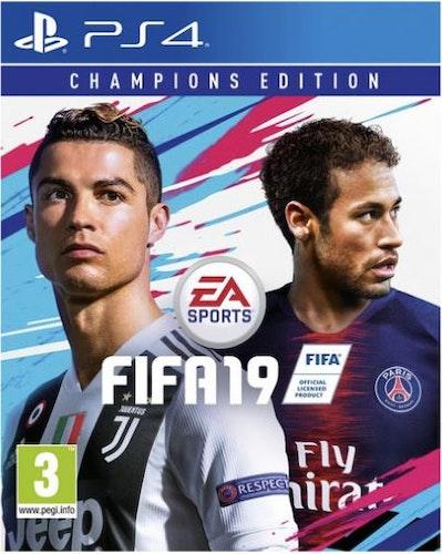 Fifa 19 - Champions Edition PS4 beg