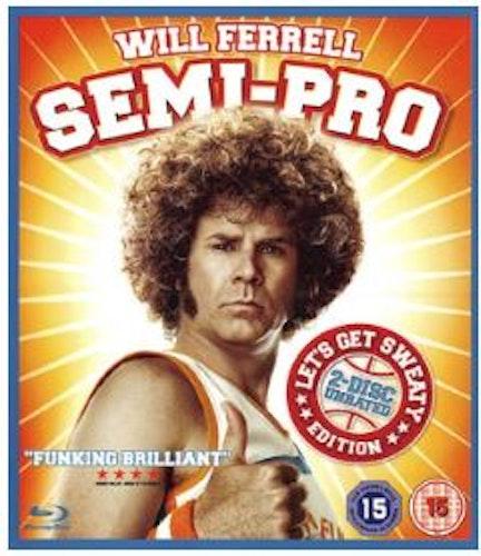 Semi-Pro Blu-Ray (import)